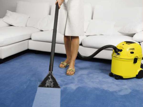 оказание услуги по химчистке на дому